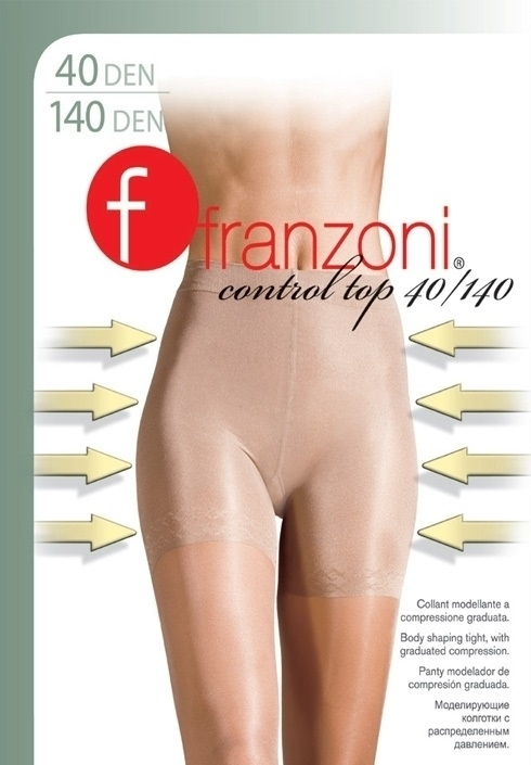 FRANZONI Control Top 40/140 XL