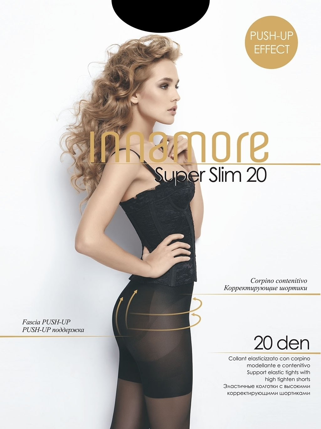 INNAMORE Super Slim 20