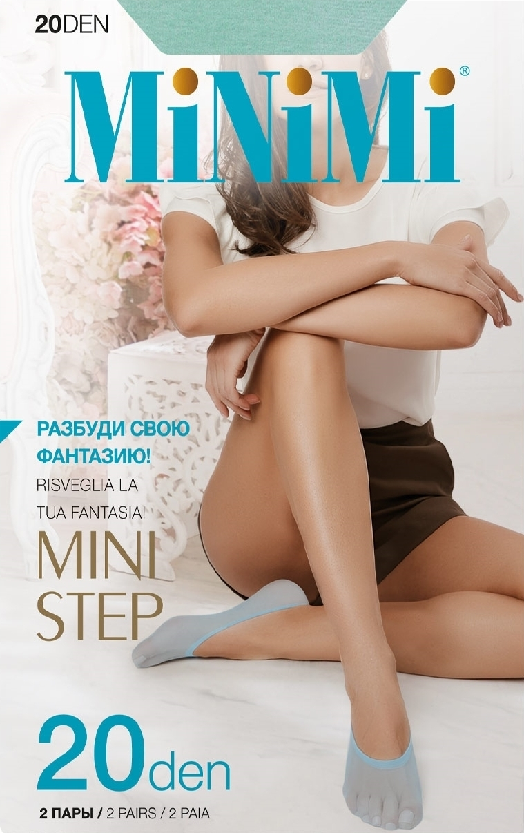 MINIMI Mini Step 20 den