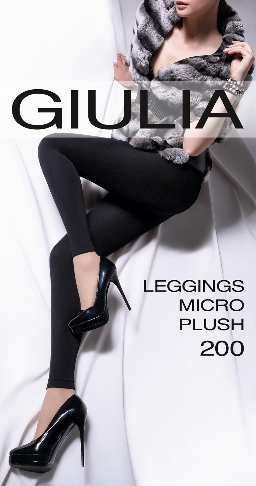 GIULIA Leggings Micro Plush 200