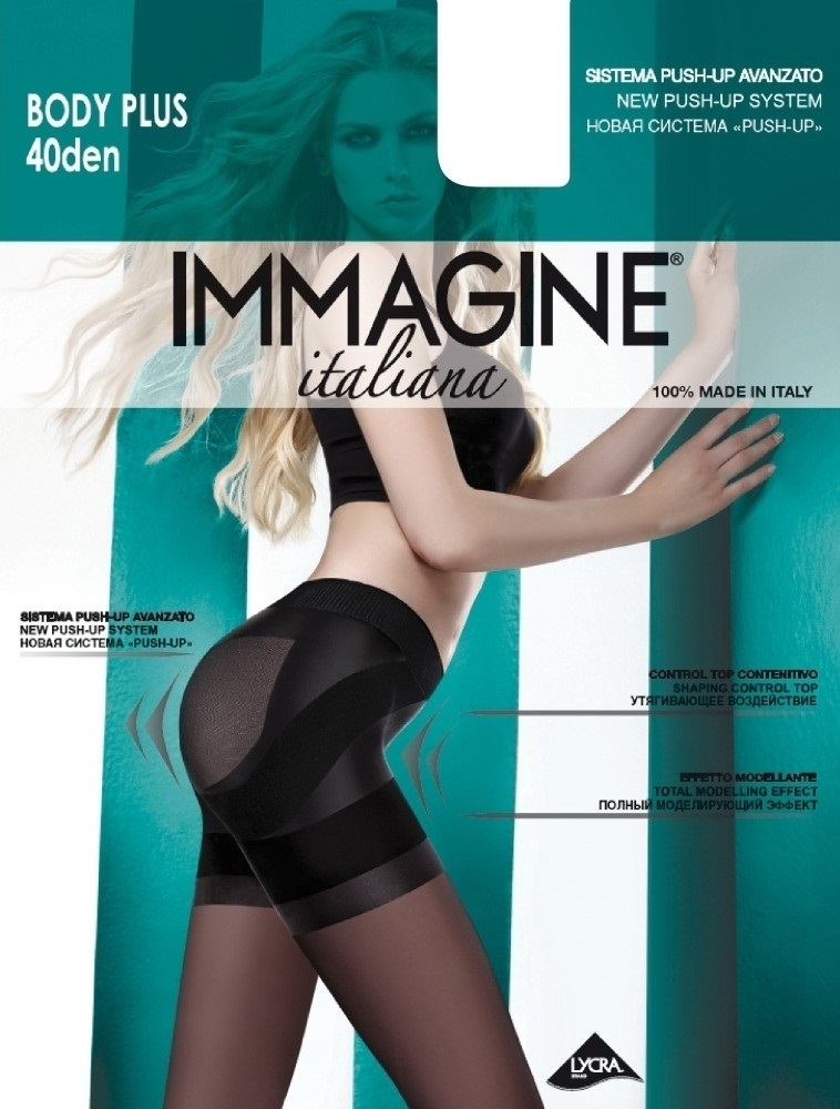 IMMAGINE Body Plus 40 den