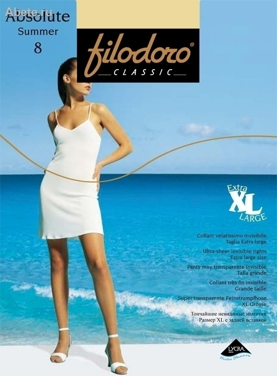 FILODORO Absolute Summer 8 XL