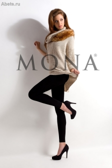 MONA Leggings Micro Plush 5-XL