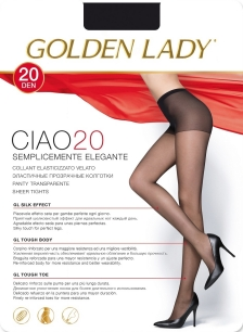 GOLDEN LADY Ciao 20
